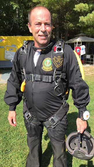 veteran skydiving
